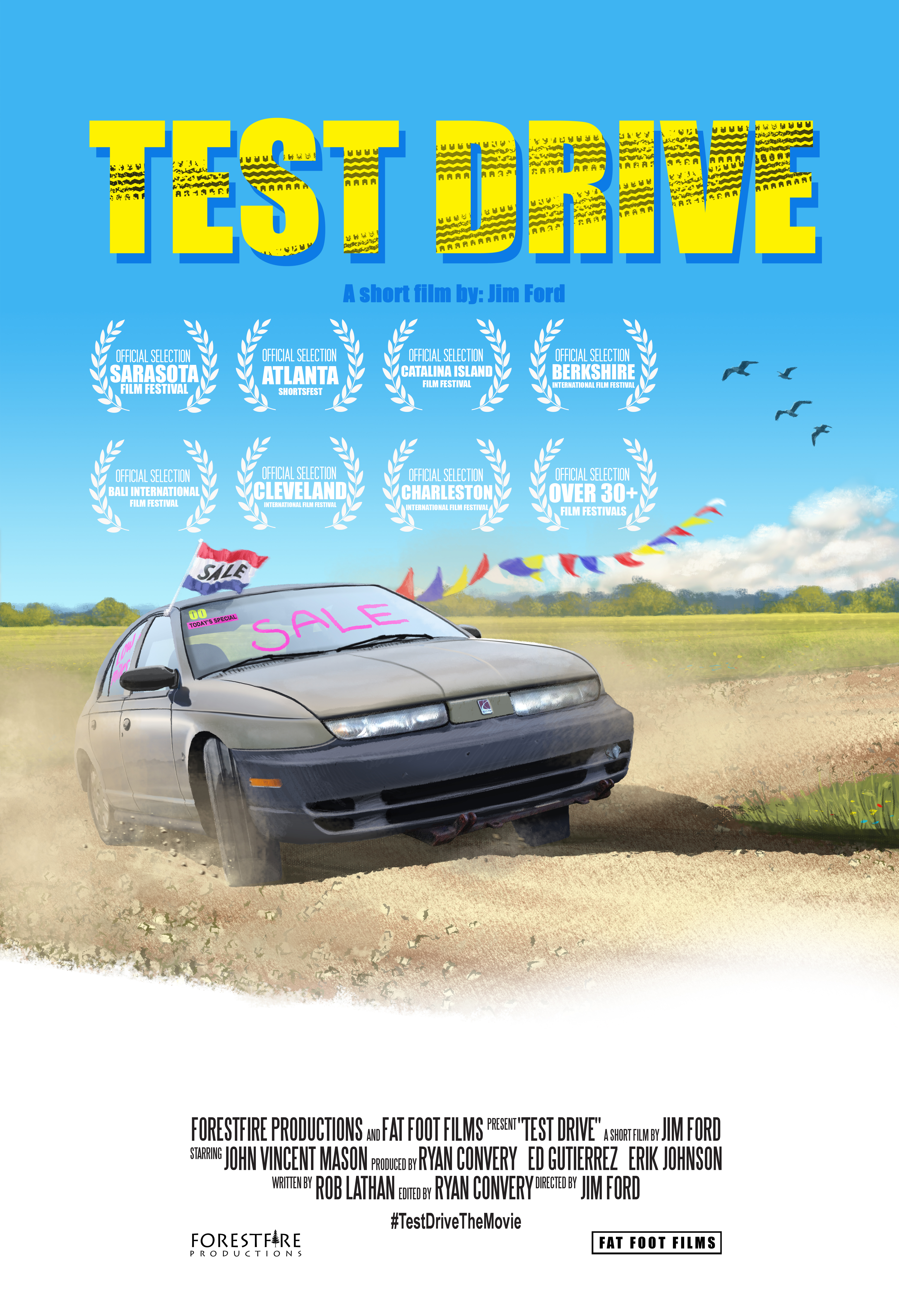 Test Drive: A short film by Jim Ford